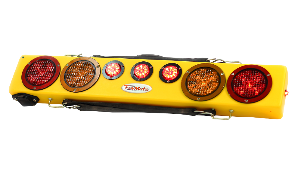 Heavy Duty Wireless Tow Lights