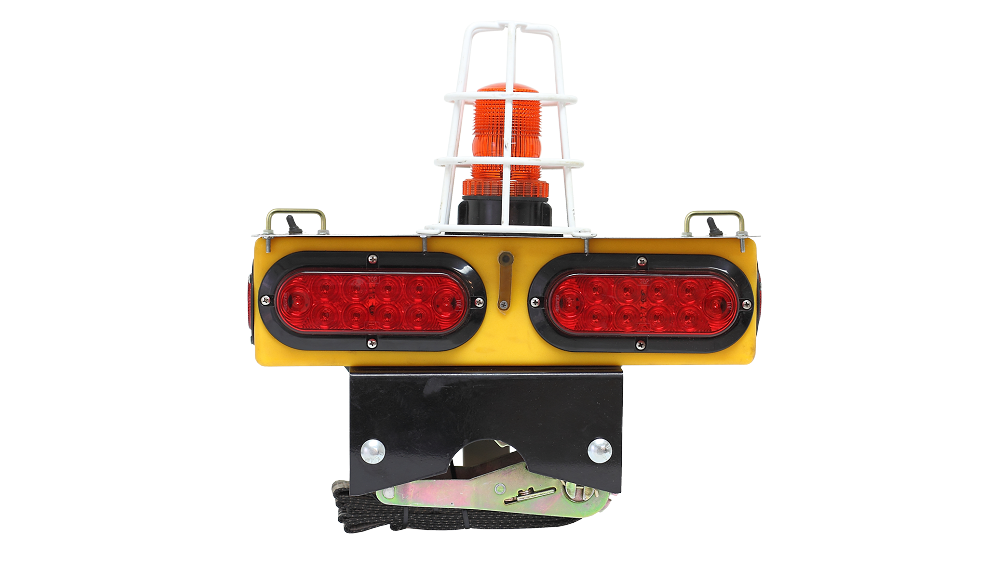 Tm16ups Cg Wireless Tow Light With Utility Pole Mount