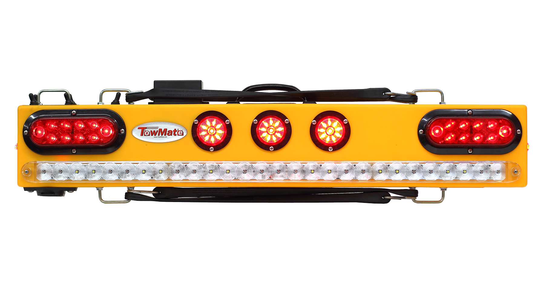 Mo37 Lithium Powered Wireless Tow Light Strobe And Worklight