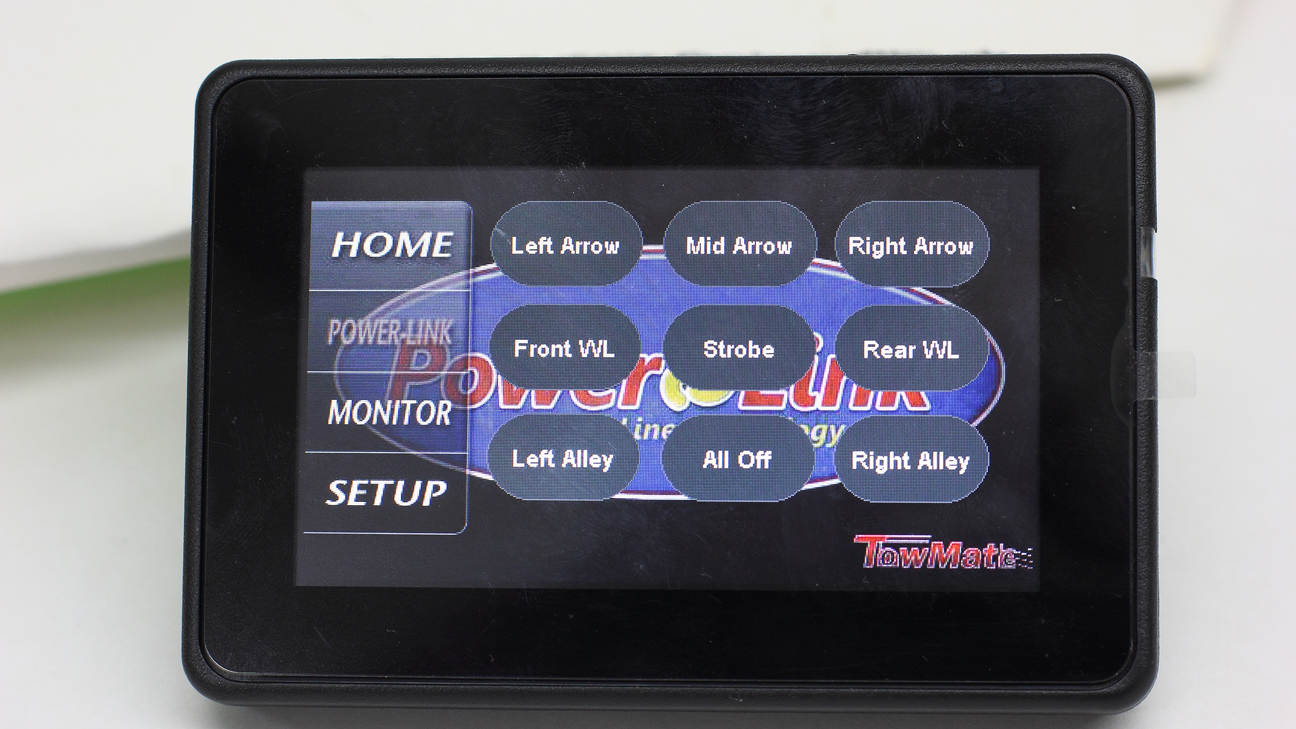 Plc Touch Screen Control Panel For Link Products