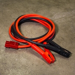 Heavy Duty 1 Awg Booster Cable 12 foot long