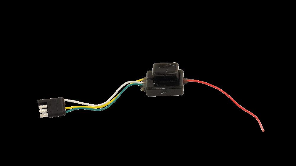 Tm5004f 4 Pin Flat Transmitter For Towmate Wireless Lights