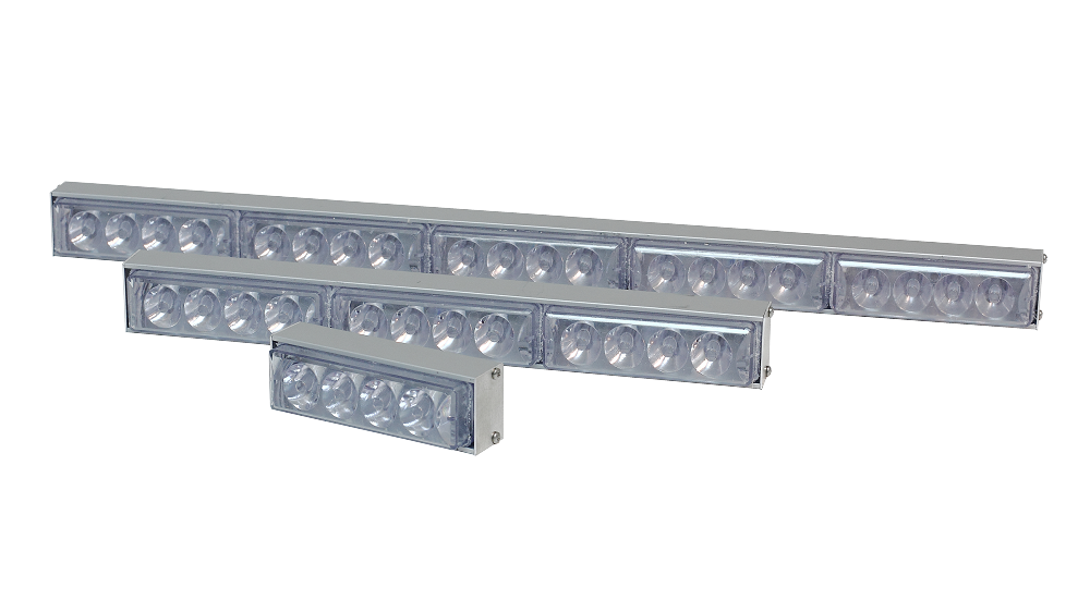 Lp Series Low Profile Light Bars Illuminate The Trail